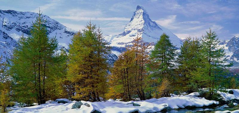 Suiza-pistudies